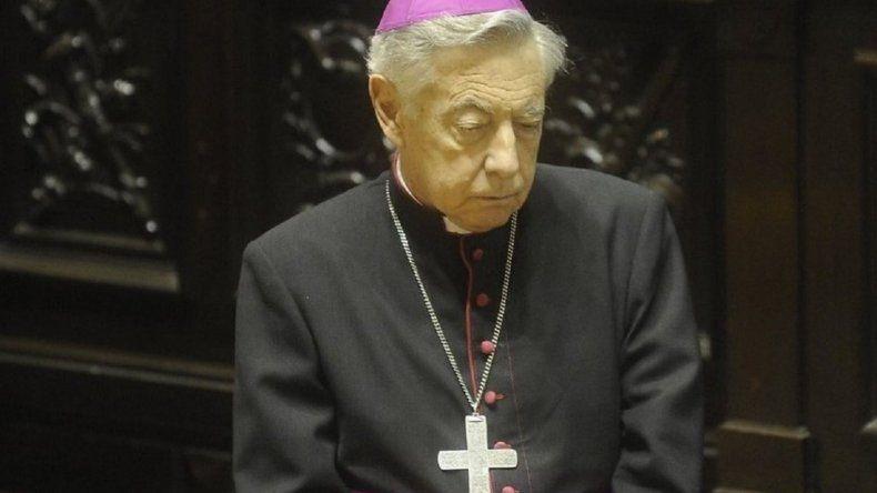 Renunció al arzobispado de La Plata monseñor Aguer