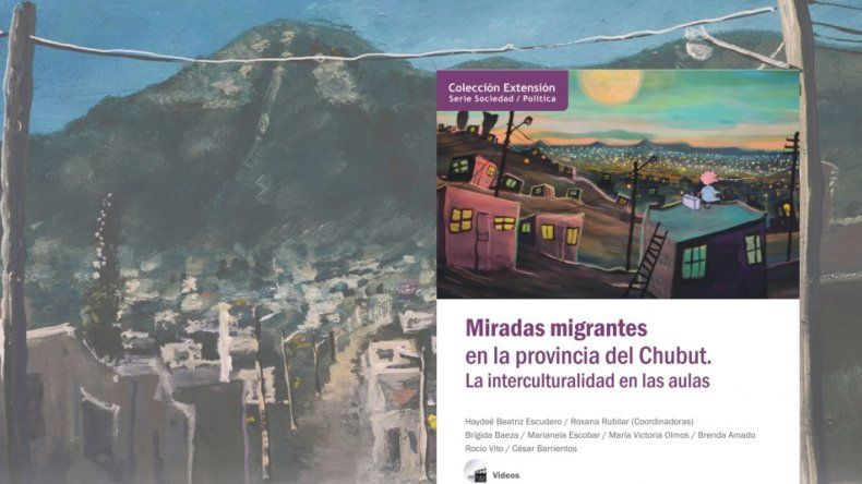 Realizarán la presentación del libro multimedia Miradas Migrantes