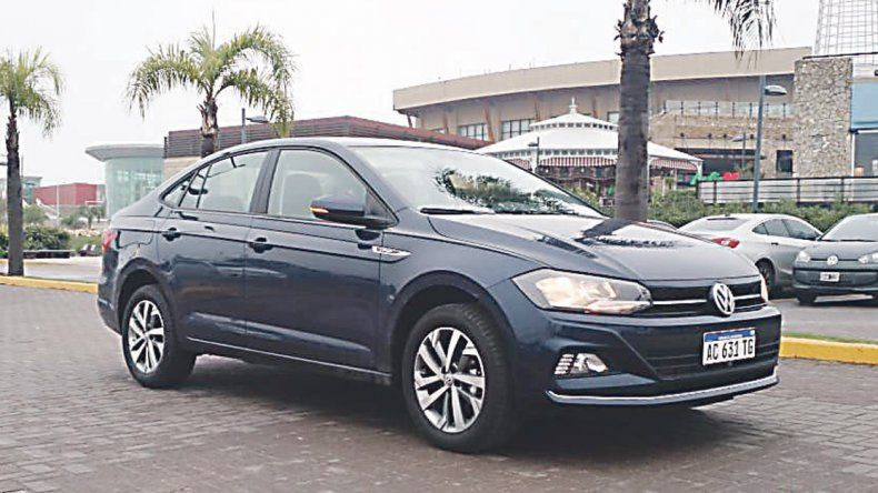 Volkswagen Virtus Highline a/T: un sedán equilibrado
