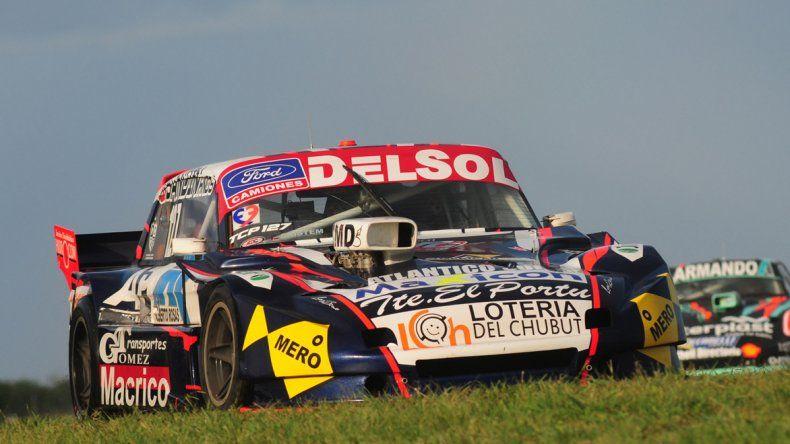 Marcelo Agrelo llega a Concordia como líder del campeonato del TC Pista.