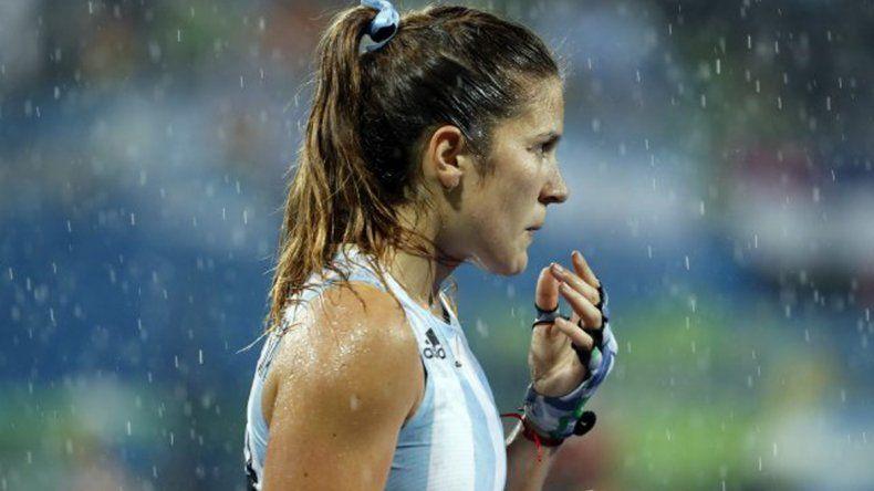 La madrynense Julia Gomes Fantasia jugará a partir de julio su primer Mundial con la selección argentina de hóckey césped.