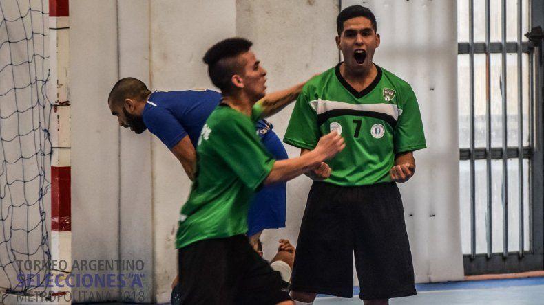 Comodoro Rivadavia sigue de festejo y ya está en las semifinales del Torneo Argentino de Selecciones A.