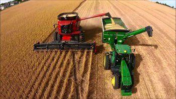 Los analistas calculan que la producción de soja caerá esta temporada un 40 por ciento.