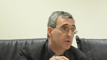 Martín Montenovo, presidente del Consejo de la Magistratura de Chubut.