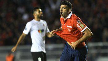 los seis clubes argentinos  estan en octavos de final