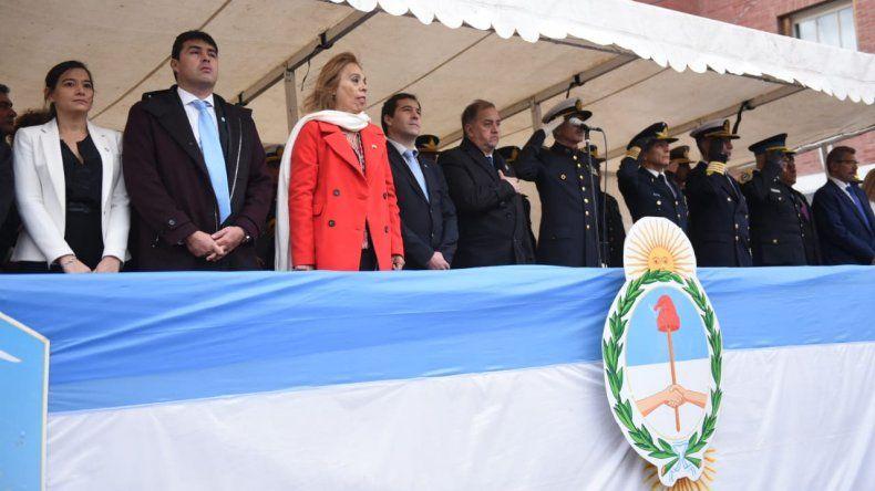 208° Aniversario de la Revolución de Mayo en Comodoro Rivadavia