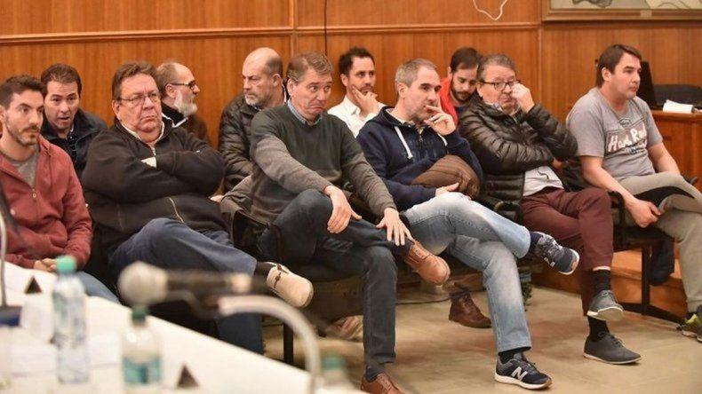 Cisterna, Oca y Carpintero continuarán en prisión preventiva