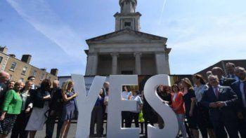 partidarios del no reconocieron la derrota en el referendum por el aborto