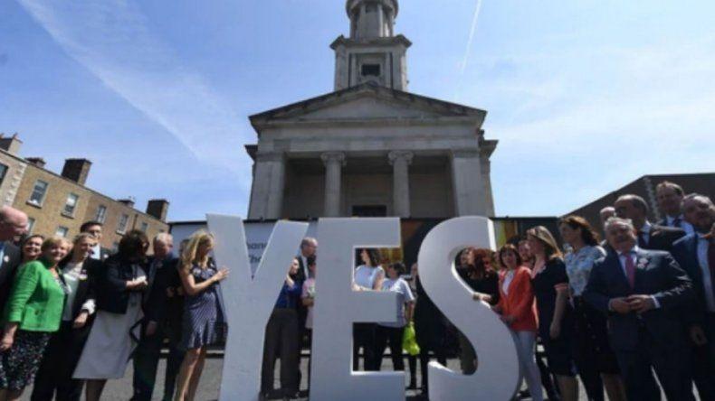 Partidarios del No reconocieron la derrota en el referéndum por el aborto