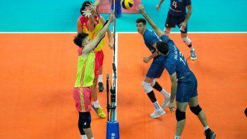 argentina perdio 3-0 ante china en la liga de las naciones