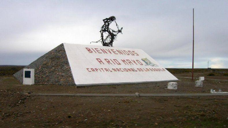 Río Mayo es una de las localidades afectadas por el recorte energético.