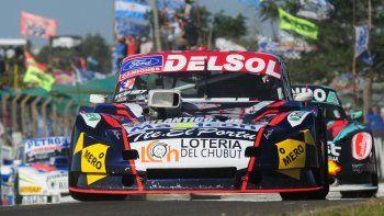 Marcelo Agrelo larga entre los primeros lugares y hoy irá por la victoria en el autódromo de Concordia.