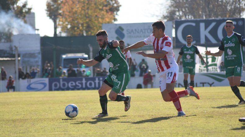 Sarmiento ganó en Junín y  sueña con volver a la Primera