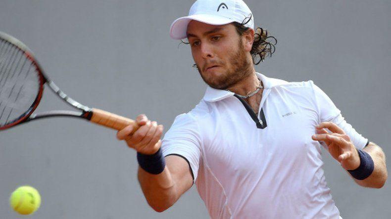 Gran debut de Trungelliti en Roland Garros