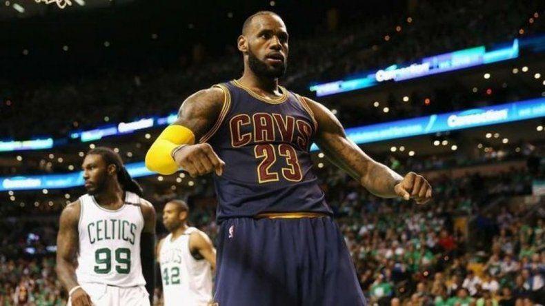 Cleveland dio vuelta la serie y es finalista de la NBA