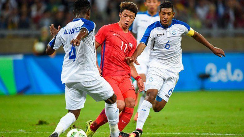 Corea del Sur le ganó 2-0 a Honduras en amistoso de preparación para el Mundial