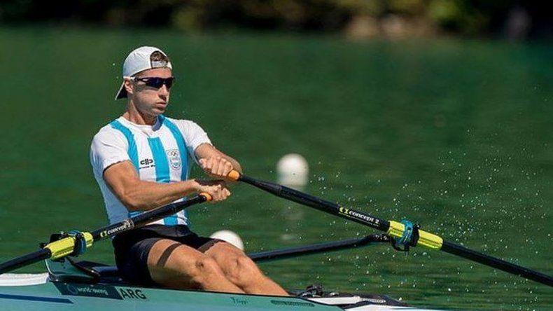 Brian Rosso consiguió una nueva medalla de oro para Argentina en Cochabamba