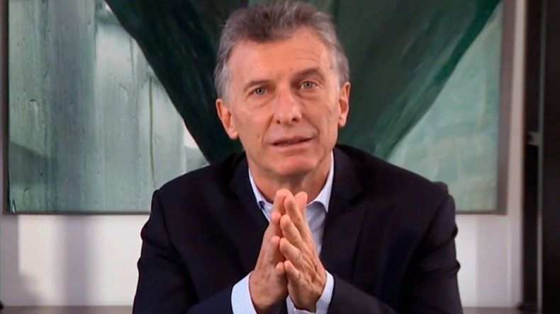 Macri pidió a senadores no votar el proyecto para retrotraer tarifas