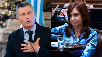 Cristina a Macri: tratar de loca a una mujer