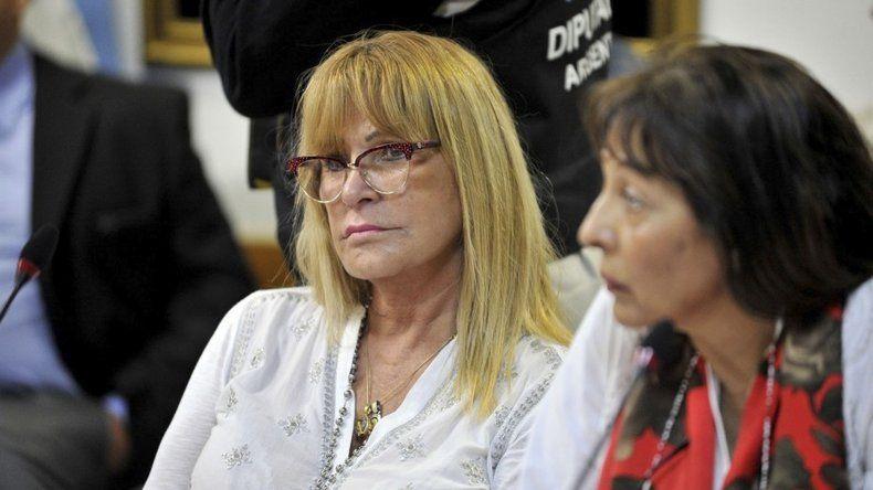 Aída Ayala está acusada de diversos actos de corrupción cuando era intendenta de Resistencia. Ahora podría perder sus fueros como diputada nacional. Igual que De Vido.
