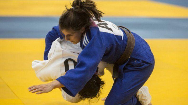 Laffeuillade se quedó con el bronce en los Juegos Odesur
