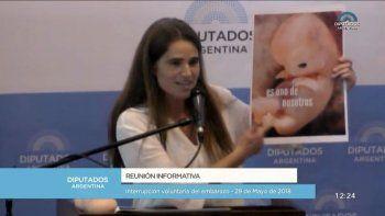 Activista en contra del aborto propuso DNI para fetos