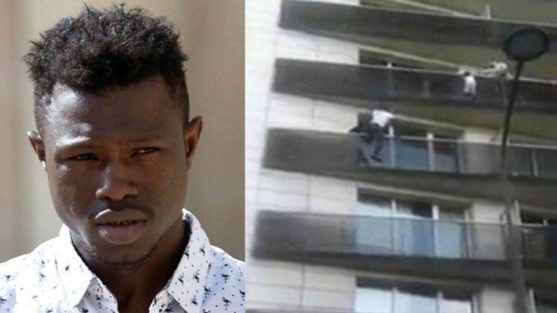 Un maliense indocumentado salvó a un nene y recibirá la ciudadanía francesa