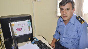 Ricardo Cerda, jefe de la Unidad Regional.