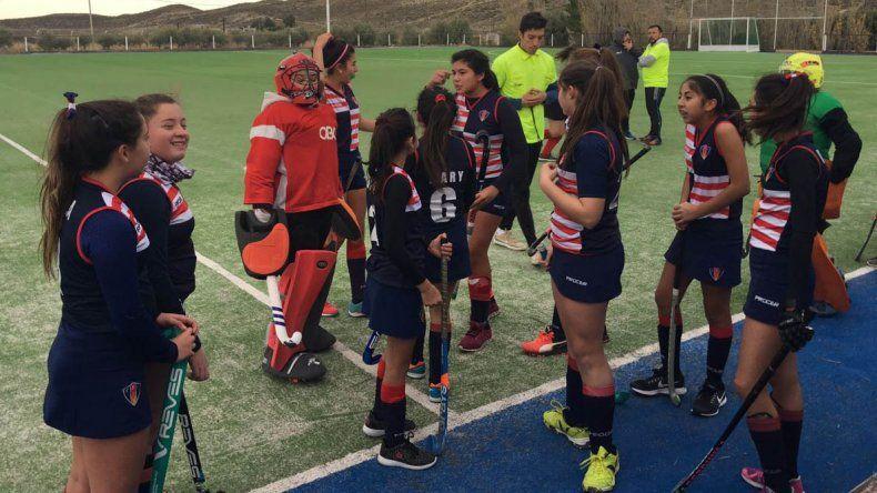 Todas las categorías competitivas del Coirón clasificaron a las semifinales del torneo Apertura 2018.