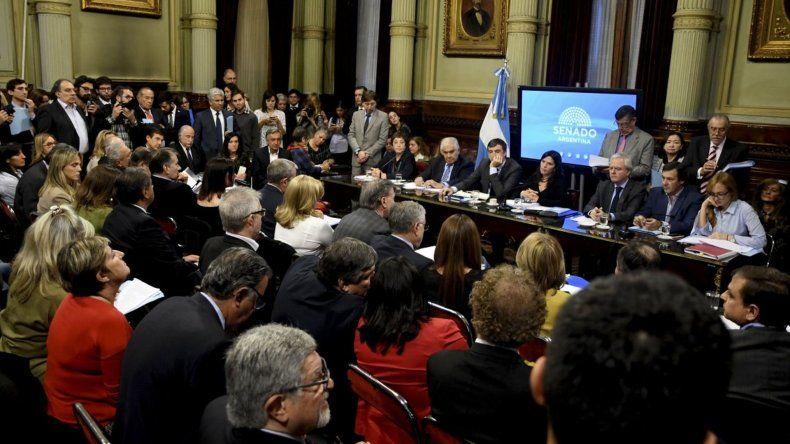El Senado conmemora el centenario de la reforma universitaria