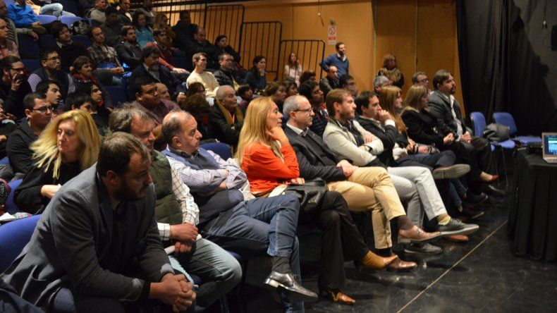 Inauguraron el ciclo de conferencias Una nueva agenda para el desarrollo territorial y la diversificación productiva