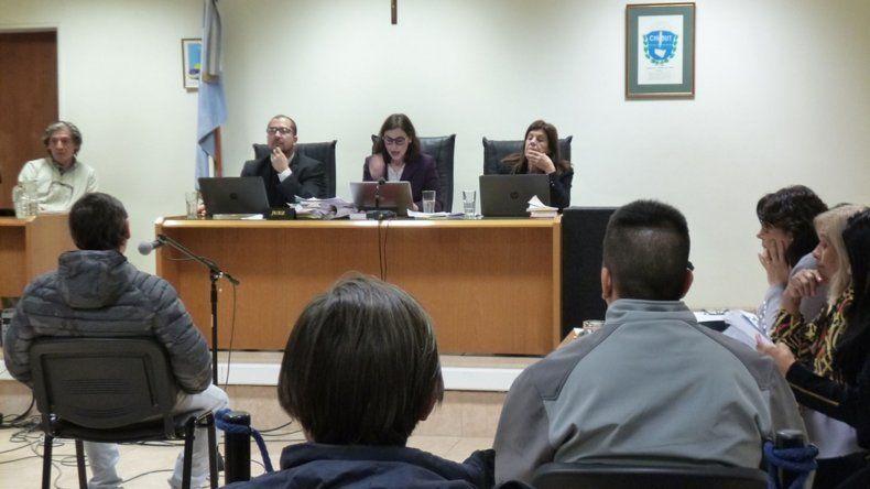 Diez testigos declararon hoy por el homicidio de Jonathan Vera