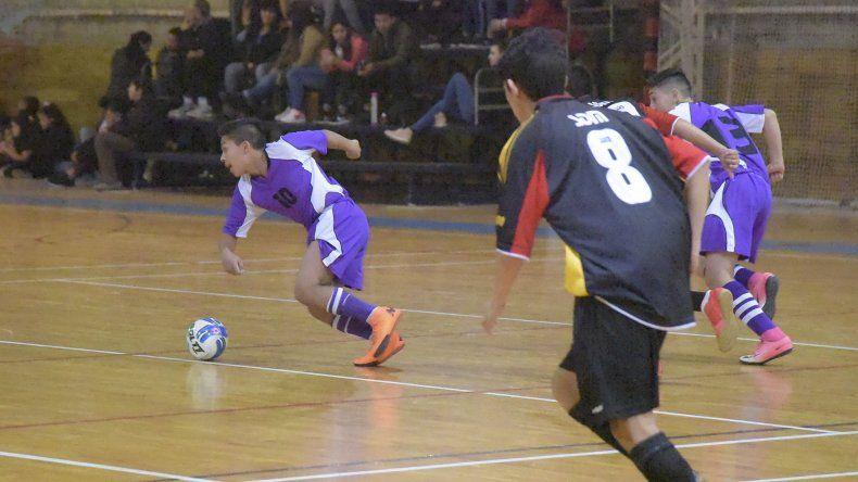 Se jugaron 35 partidos del futsal promocional entre el viernes y el domingo.