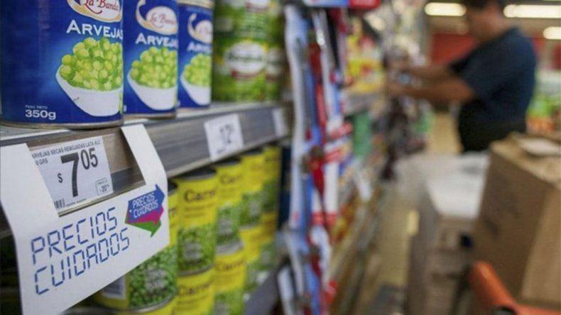 Sumarán productos a Precios Cuidados