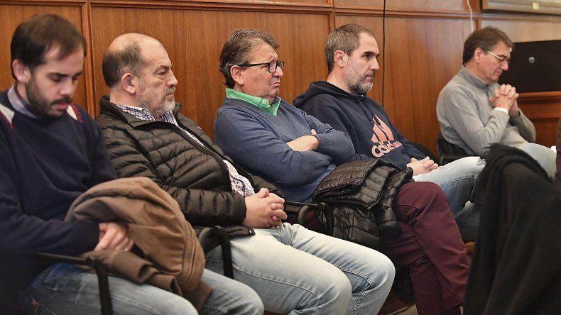 La audiencia de revisión de la situación de Cisterna