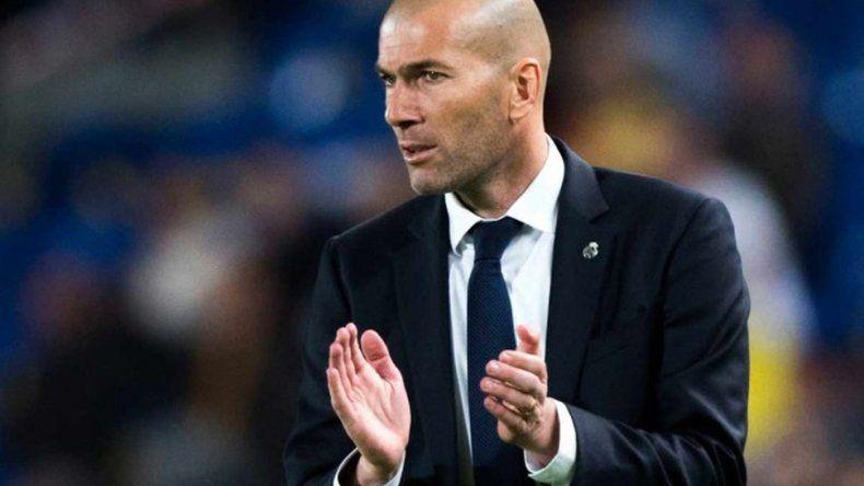 Zidane renunció a su cargo como DT del Real Madrid