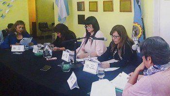 El cuerpo de concejales de Las Heras, que ahora quedó conformado solo por mujeres, repudió el pedido de intervención de la comuna.
