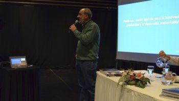 En el Centro Cultural comenzó el ciclo de conferencias Una nueva agenda para el desarrollo territorial, con la participación de Alfredo Ramírez y Osvaldo Preiss.