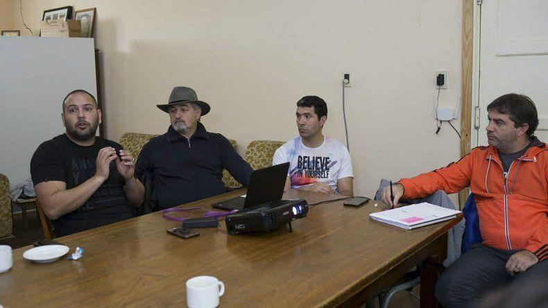 Referentes deportivos de toda la provincia se reunieron para planificar los Juegos Evita 2018.