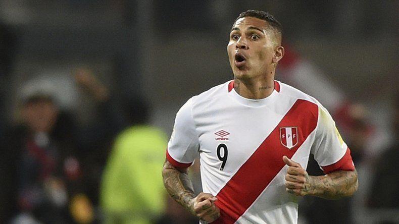 El delantero Paolo Guerrero ya se sumó a la delegación peruana que jugará el Mundial de Rusia.