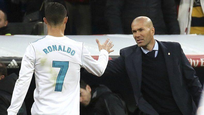 Sorpresa causó la decisión que tomó Zinedine Zidane.