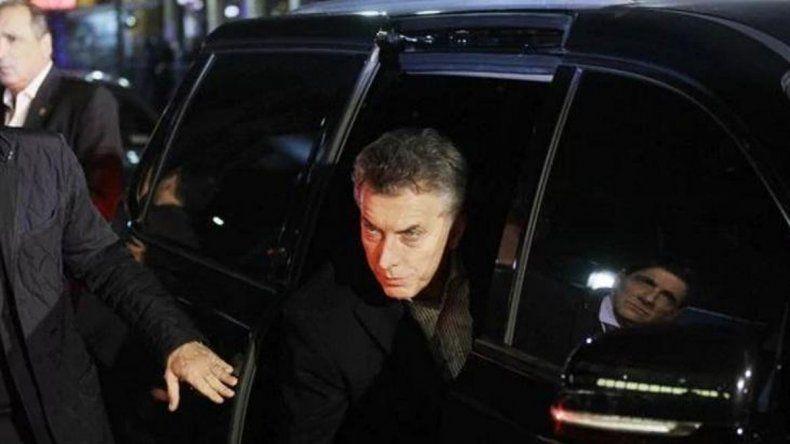 ¿Y el ajuste? Macri tiene un nuevo blindado de casi $2 millones