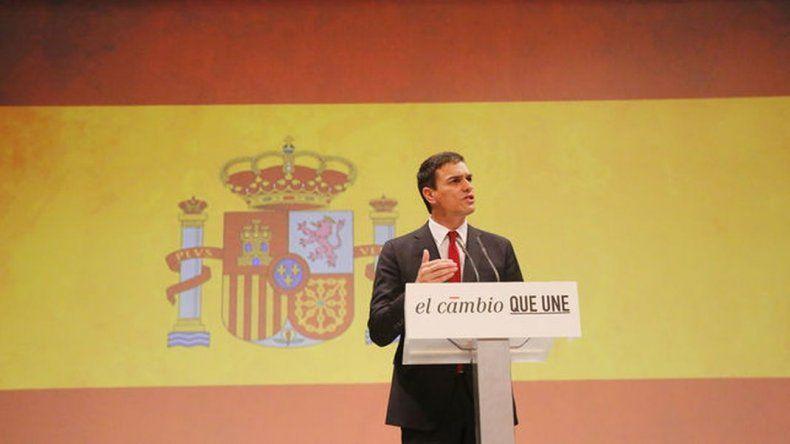 Pedro Sánchez es el nuevo presidente español