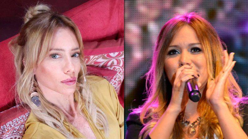 Nicole Neumann atacó a Karina La Princesita y la mataron en redes