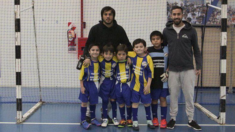 Dos días de deportes y comunión vivirán niños de distintos barrios de la ciudad con la Liga Municipal.
