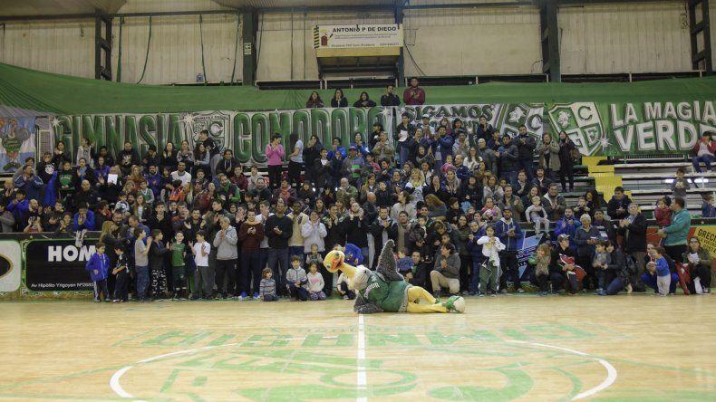 El Verde tuvo un emotivo cierre de temporada junto a su gente.