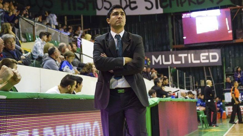 Martín Villagrán forma parte de la familia de Gimnasia desde que tenía 11 años.