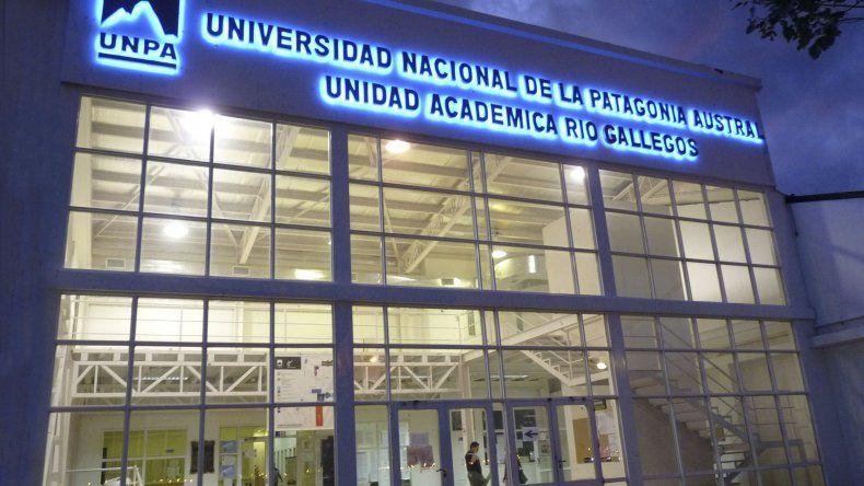 El condenado cursaba Profesorado de Historia en la sede Río Gallegos de la UNPA.