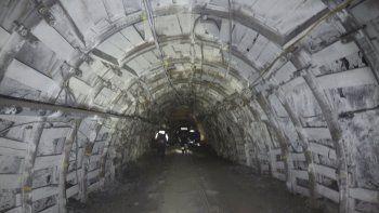 YCTR intensifica tareas de acondicionamiento de la red de ventilación, galerías y frentes largos de la Mina 5 para reanudar la producción de carbón.
