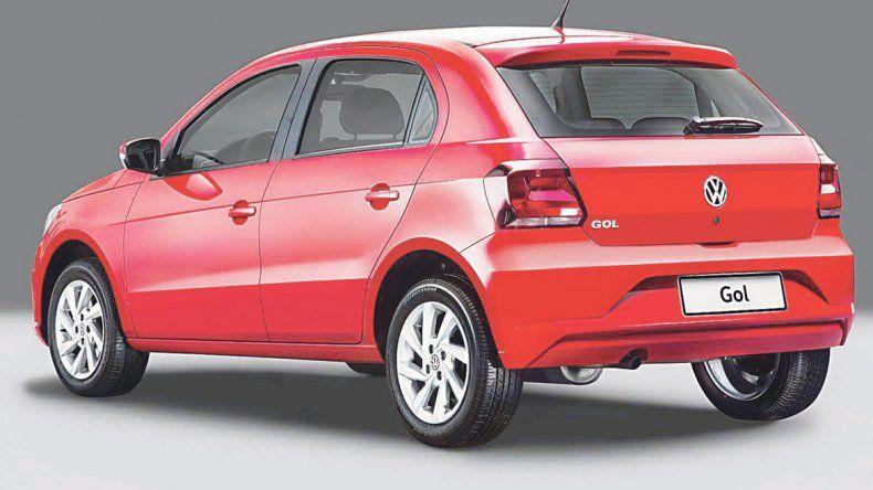 Se presentó el tercer restyling  del Volkswagen Gol: adelanto desde Brasil